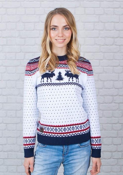 купить свитера с оленями оптом