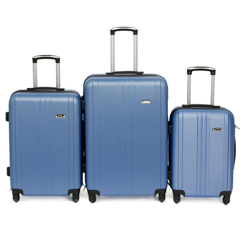 Где в Москве можно купить чемодан на колесах
